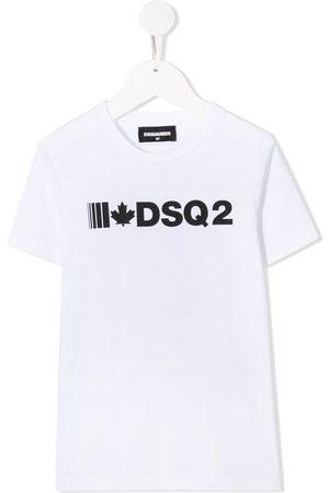 Dsquared2 Camiseta con logo estampado