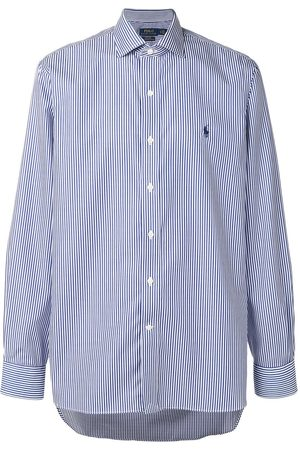 Polo Ralph Lauren Camisa con estampado a rayas diplomáticas