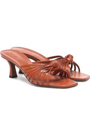 Neous Lottis leather sandals