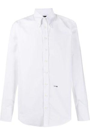 Dsquared2 Camisa ajustada con mangas largas
