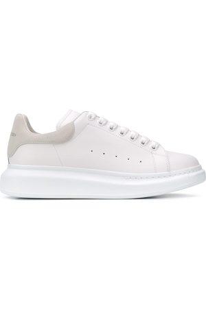 Alexander McQueen Logo-print low-top sneakers