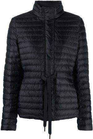 Michael Kors Drawstring-waist padded jacket
