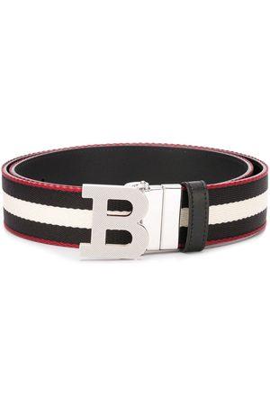 Bally Hombre Cinturones - Cinturón con logo en la hebilla