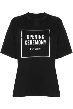 Opening Ceremony Playera con logo estampado