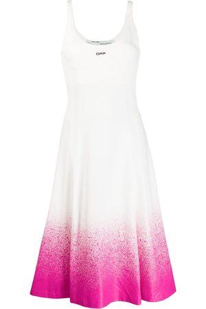 OFF-WHITE Mujer Vestidos - Vestido Degrade