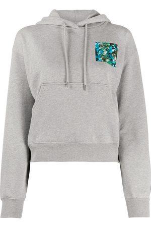 Kenzo Abstract print hoodie