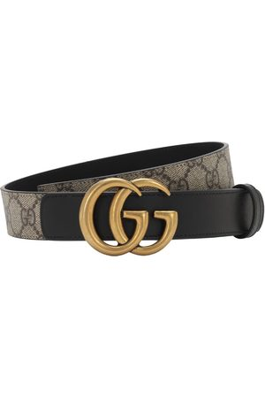 "Gucci Cinturón ""gg Marmont Supreme"" 30mm"