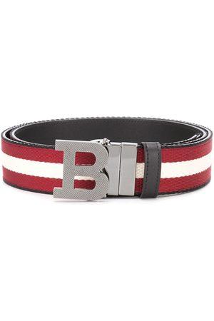 Bally Cinturón con logo en la hebilla