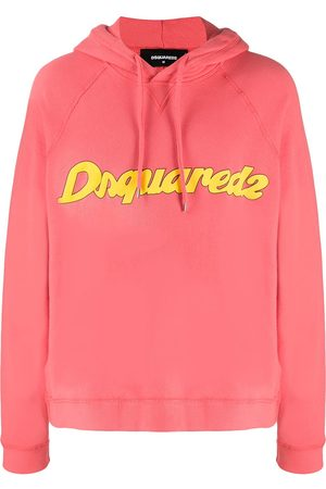 Dsquared2 Sudadera con capucha y logo