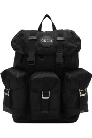 "Gucci Mochila ""off The Grid"" De Econyl® Con Logo ""gg"""