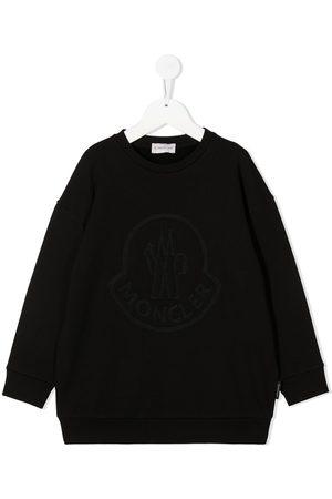 Moncler Niña Tops - Logo print jumper