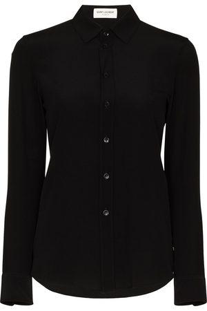 Saint Laurent Mujer Camisas - Camisa ajustada