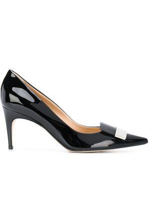 Sergio Rossi Mujer Tacones - Zapatos de tacón con lazo y puntera en punta