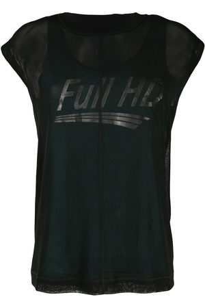 Diesel T-Slicut layered T-shirt