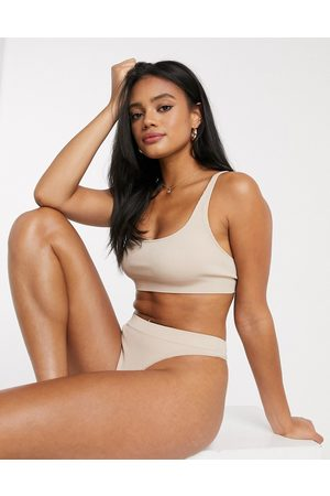Weekday Cat recycled soft bra in