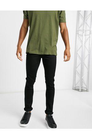 LDN DNM Skinny fit jeans in black wash