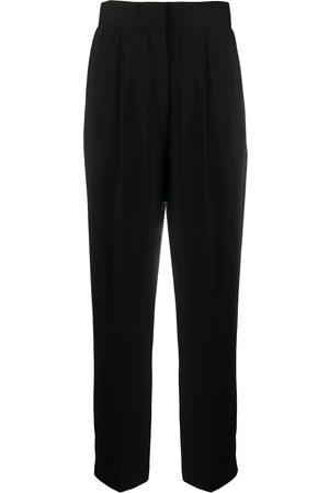 Msgm Mujer Capri o pesqueros - Pantalones de vestir con pinzas