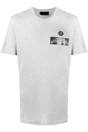 Philipp Plein Camiseta SS King Plein