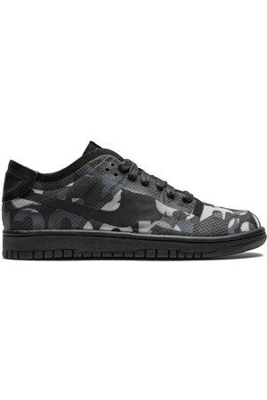 Nike X Comme des Garçons Monogram Dunk Low sneakers