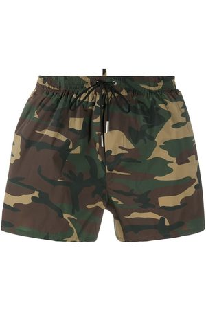 Dsquared2 Camouflage Icon swim shorts