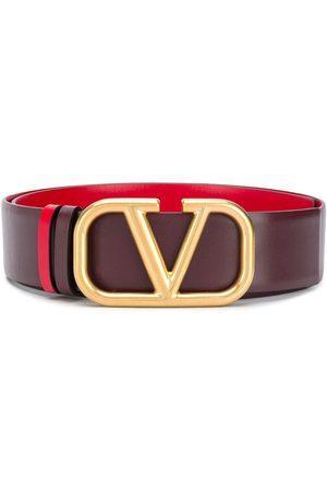 VALENTINO GARAVANI Mujer Cinturones - Cinturón reversible con hebilla VLOGO