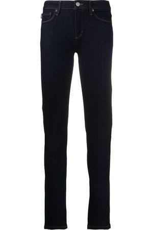 Love Moschino Skinny jeans con logo bordado