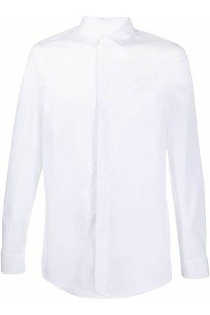 Jil Sander Long-sleeve cotton shirt