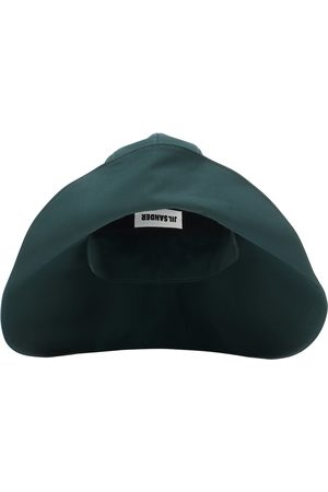 Jil Sander Cotton hat
