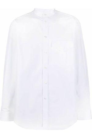 Jil Sander Hombre Camisas - Chest-pocket cotton shirt