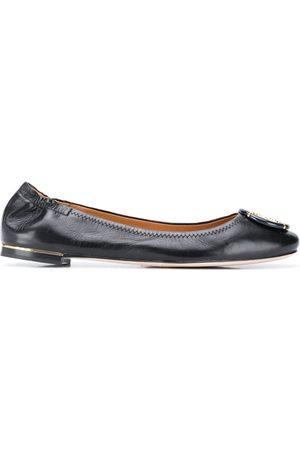 Tory Burch Multi-Logo ballerina shoes