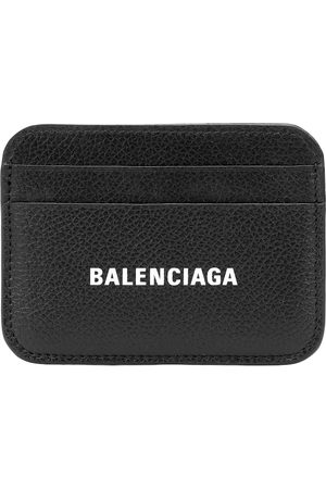 Balenciaga Leather card holder
