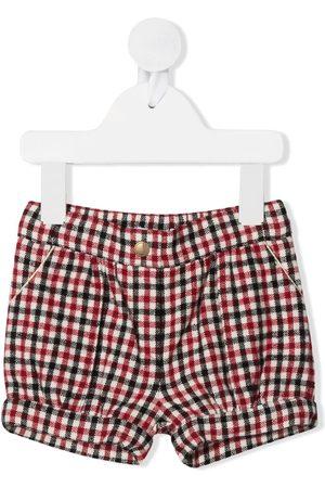 Chloé Pantalones cortos a cuadros