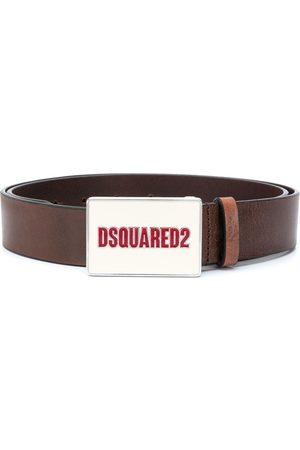 Dsquared2 Cinturón con hebilla del logo