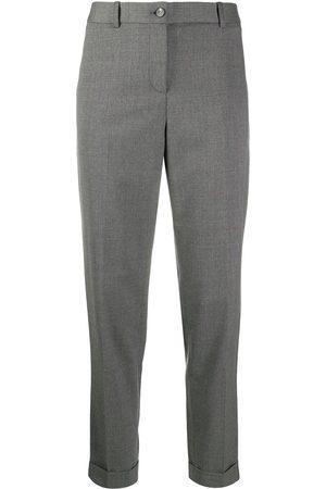 Fabiana Filippi Straight-leg tailored trousers