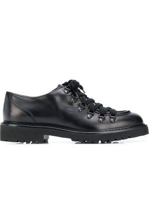 Doucal's Hombre Anillos - Zapatos con agujetas y anillo en D