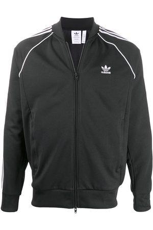 adidas Stripe trim track jacket