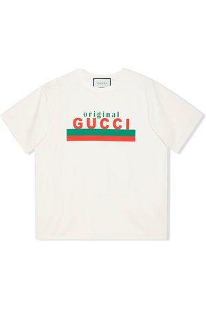 Gucci Playera con estampado Original
