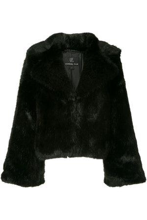 Unreal Fur Mujer Abrigos de lana - Madam Butterfly jacket