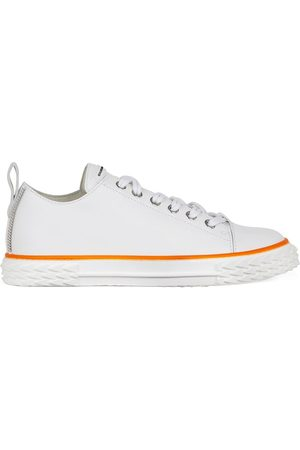 Giuseppe Zanotti Blabber contrast-trimmed leather sneakers
