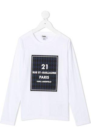 Karl Lagerfeld Top Rue St-Guillaume