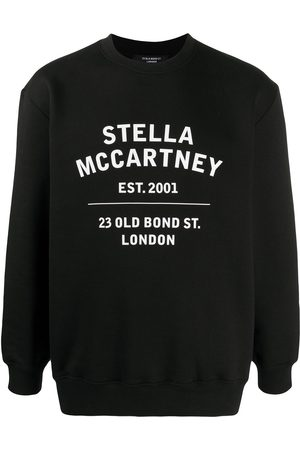 Stella McCartney Logo-print sweatshirt