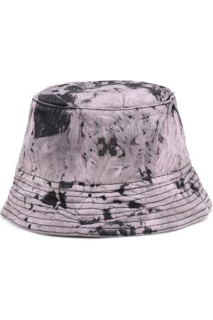 OFF-WHITE Logo denim bucket hat