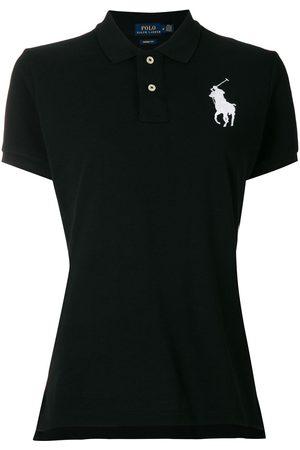 Polo Ralph Lauren Playera tipo polo con logo poni grande