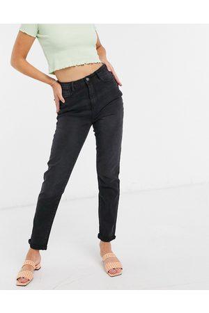 Urban Bliss Mom jeans in black