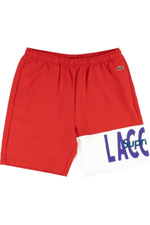 Supreme Lacoste Logo Panel Sweatshort