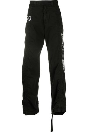 OFF-WHITE Pantalones cargo rectos 1999