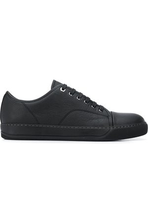 Lanvin Lace-up leather sneakers