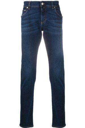 Dolce & Gabbana Jeans con placa del logo