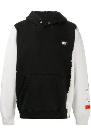 Heron Preston X Caterpillar hoodie