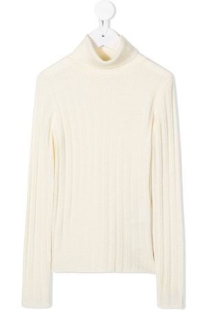 Gucci Ribbed roll neck jumper